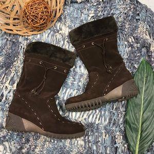 Khombu Allana Winter Boots Size 7M
